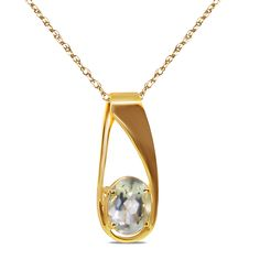 Ebay NissoniJewelry presents - Ladies Pendant with Aquamarine in 10k Yellow Gold with Complimentary 18 Chain    Model Number:CP-4915Y0AQ    http://www.ebay.com/itm/Ladies-Pendant-with-Aquamarine-in-10k-Yellow-Gold-with-Complimentary-18-Chain/321747804030