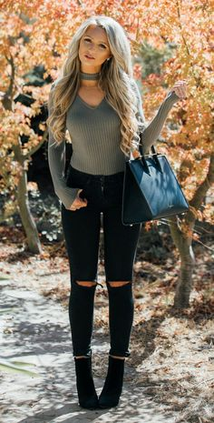 Best Comfortable Women Fall Outfits Ideas As Trend 2017 28 – MONTENR