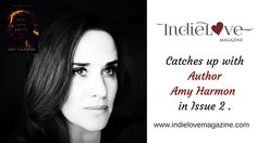 Author Amy Harmon IndieLove Magazine