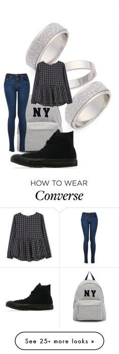 """I want to go to fashion week!!!"" by kohlanndesigns on Polyvore featuring Topshop, Joshua's, MANGO, Converse, women's clothing, women's fashion, women, female, woman and misses"