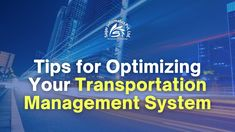 A transportation management system lets you monitor the distribution process and enables you to update customers with valuable details on their orders whether you submit to a customer or deal with a distributor. Blog Tips, Monitor, Transportation, Software, Management, Let It Be