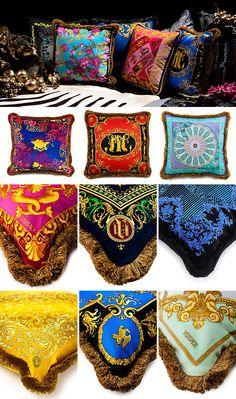 Versace Home Pillows