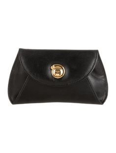 Cartier Leather Logo-Embellished Coin Pouch