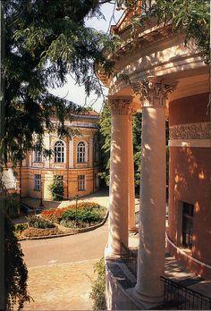 Odessa - Ukraine The gardens, our first date.Сады нашего первого свидания