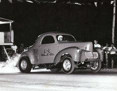 Vintage Drag Racing - Gasser - Willys
