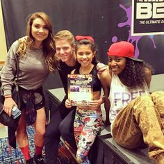 AT THE BEAT IN ORLANDO IDC'S Skylar! scholarshio winner! With Beat Faculty...at the BEST Dance Convemtion EVER!! #thebeatorlando #thebeatorl #idcgetsome #danceorlando #dance #danceconventions Integritydancecenter.com - instagram, News - Pre-Professional Dance Company | Integrity Dance Center | A metro Orlando Dance Studio