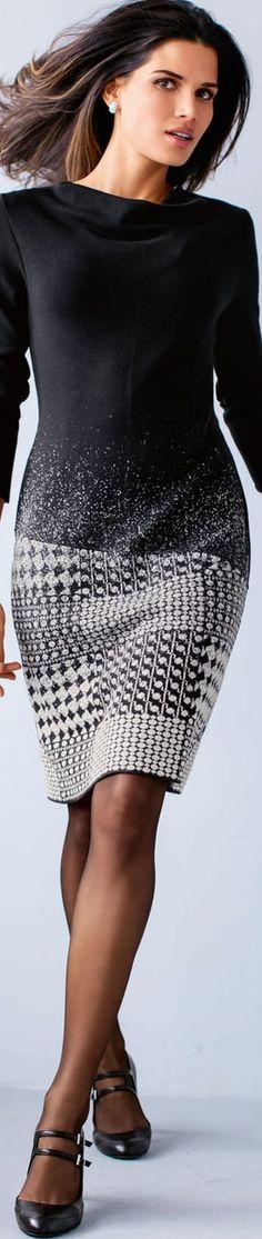Madeleine Knit Dress
