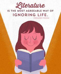 ignore life