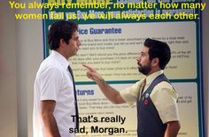 "*Morgan* ""Yeah buddy I know...."""