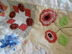 Supergoof Quilts: Stonefields Quilt