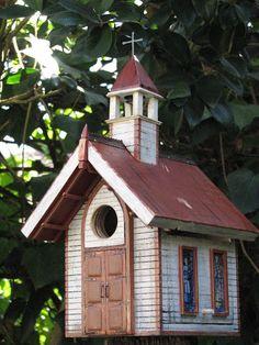 La Iglesia - The Church - Andrew Milanowski - Birdhouse