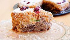 TARTĂ cu MERE fără coacere – nu conține făină, ouă, lactate sau zahăr (video) | La Taifas Raw Vegan, Food And Drink, Gluten, Healthy, Desserts, Pies, Diet, Sweets, Tailgate Desserts