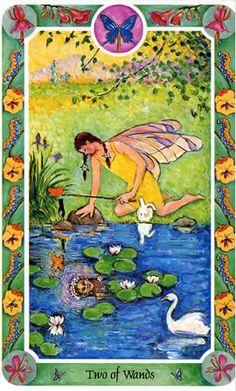 Inner Child Tarot Card