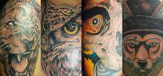 Tattoo Mazatlan tatuajes Sinaloa Artista Fernando