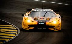 Ferrari at Le Mans by Tom Green on 500px