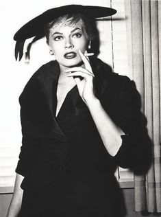 Anita Ekberg Anita Ekberg, Fashion, Fashion Styles, Fashion Illustrations, Trendy Fashion, Moda