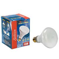 Sunbeam Mighty Bulb Indoor Floodlights, 65 Watt
