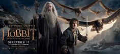 #TheHobbit: The Battle of the Five Armies opens Tuesday, December 16, 2014 at 7:00 pm at a Classic Cinemas near you!