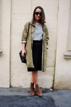 Come abbinare il verde militare  idee look verde militare dalla mattina  alla sera! (Irene s Closet - Fashion blogger outfit e streetstyle) dfb997d5f60c