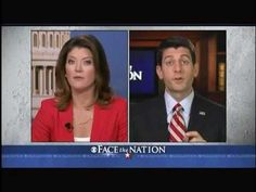 CBS Anchor Norah O'Donnell Smacks Down Paul Ryan