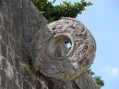 Maya, Chichen Itza, Mexico