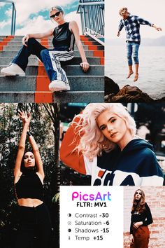 Perfect for giving outdoor shots a touch of old school Hollywood glam! Click through to try this on your own photos 📸 Vsco Photography, Photography Filters, Girl Photography Poses, Photoshop Photography, Good Photo Editing Apps, Photo Editing Vsco, Photo Editor App, Picsart Tutorial, Photoshop For Photographers