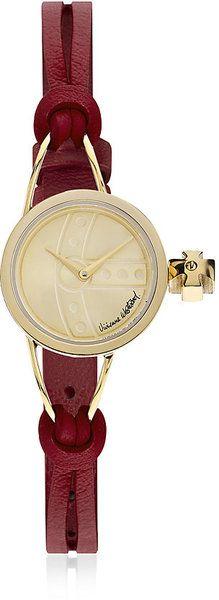 Watches , Sport & Digital Watches for Women Brown Leather Strap Watch, Urban Chic, Vivienne Westwood, Digital Watch, My Boyfriend, Watches, Capsule Wardrobe, My Style, Clocks