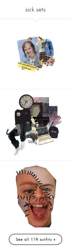 """sick sets"" by skumfukk ❤ liked on Polyvore featuring Pillivuyt, Alba Botanica, Guide London, WALL, art, Gerber, Impulse, Plane, Brandy Melville and Vans"