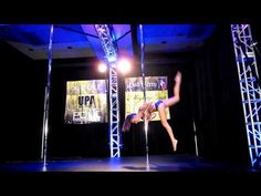 Marion Crampe - Pole Con 2012    ....love the end combination...beautiful performance <3