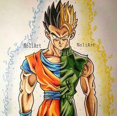 Hopefully the new gohan will look like this! @noli.art tag a friend! #blackgoku #goku #dbz #dragonballz #dbs #dragonballsuper #anime #new #manga #meme #edm #epic #savage #nochill #instasaiyan #daily #instasaiyan #amv #art #bardock #lfl #l4l #likes4likes #share #memes #art #painting #drawing #dubstep #gohan #unbound
