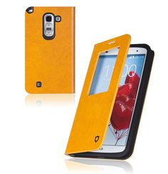 LG G Pro 2 iFace Innovation Standard Leather Smart View Diary Case