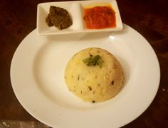 Ven Pongal is a popular dish in South Indianhomes and is typically served as a special breakfastin parts of South India, especially Tamil Nadu ,Andhra Pradesh and Srilanka. https://foreveryfoodmaniac.wordpress.com/2016/07/08/ven-namkeen-pongal/