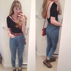 Its always a good Ootd When I can wear no bra. Also just touched mac demarco !!!