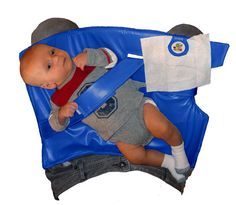 Royal Blue Nifty Swifty Snap  Standing Diaper by SwiftySnap, $39.95