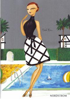 Ruben Toledo Illustration