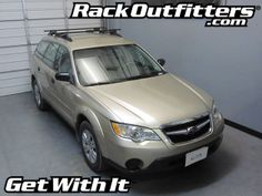 Rack Outfitters - Subaru Outback Wagon Thule Crossroad SQUARE BAR Roof Rack '00-'14*, $294.85 (http://www.rackoutfitters.com/subaru-outback-wagon-thule-crossroad-square-bar-roof-rack-00-14/)