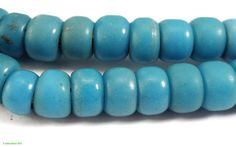 Padre Trade Beads Light Blue African 68532 by africadirect on Etsy