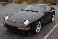 1994 Porsche 968 Coupe for sale: photos, technical specifications, description Porsche 968, Water Coolers, Vintage Cars, Engine, Automobile, Truck, Vehicles, Photos, Sport Cars