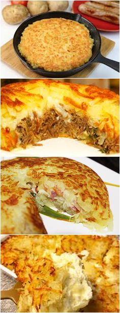Aprenda a fazer essa deliciosa BATATA SUÍÇA...VEJA AQUI>>>Leve as batatas para cozinhar numa panela com água. 2. Quando começar a ferver, marque 7 minutos e retire as batatas  #receita#pizzadecalabresa#paodecalabresa#massas#torta#lanches#salgados#hamburgueres#lasanha#macarrao#pao#polenta