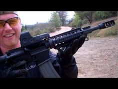 .50 Beowulf AR Pistol