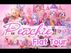 Peachie's Flat Tour - YouTube