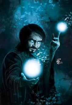 RuneQuest: Handbook for wizard by shiprock.deviantart.com on @DeviantArt