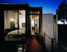 Queen Anne House - Olson Kundig Architects