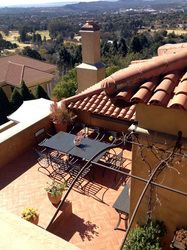 Castello Di Monte is a Tuscan style estate in Pretoria that portrays pure luxury and elegance and offers spectacular views of the hills in and around the capital city. Pretoria, Tuscan Style, Capital City, South Africa, Luxury, Amazing, Star, Live, All Star