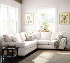 Upholstered Sofas & Deep Seated Sofas | Pottery Barn