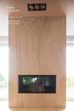 modern marmur fireplaces ideas nowoczesny kominek marmuru designed by: annathurow. Fireplaces, Bathroom Lighting, Flat Screen, Mirror, Modern, Furniture, Ideas, Design, Home Decor