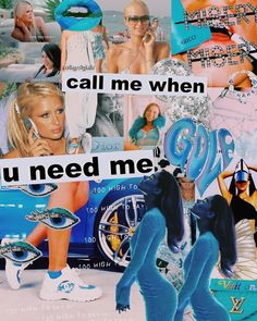 "COLLAGES⚡️BY⚡️KALIE on Instagram: ""call me when u need me // #collagesbykalie"" Free Collage, Say Hi, Call Me, The Twenties, My Design, Photo Editing, Prints, Twenty Twenty, Movie Posters"