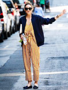Olivia Palermo ist die Queen der perfekten Streetstyles.