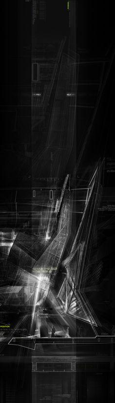 Architectural Illustrations / Alexander Daxböck