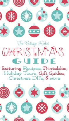 The Cottage Market Christmas Guide